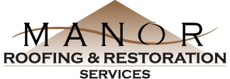 Manor Roofing & Restoration Logo